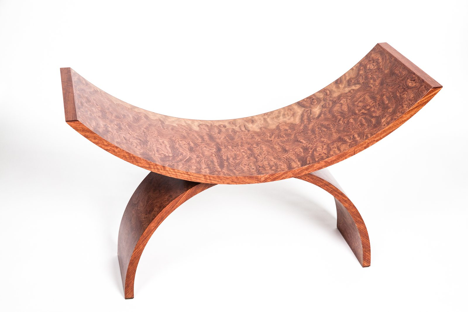 Bubinga Veneer | STUDIORossi | Custom Wood Furniture