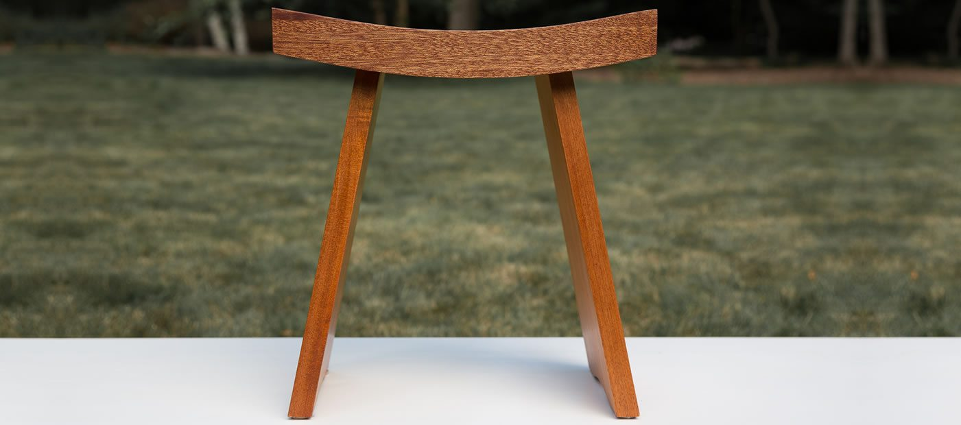 Solid Mahogany | Handmade wood furniture | STUDIORossi