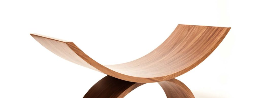 double arch chair